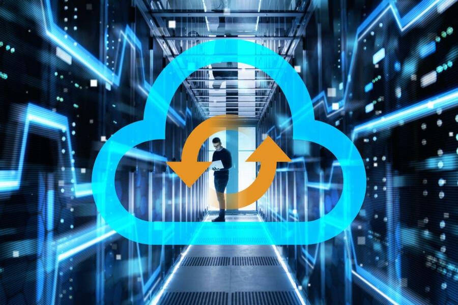 Diferencia entre Data Center tradicional y Cloud Data Center